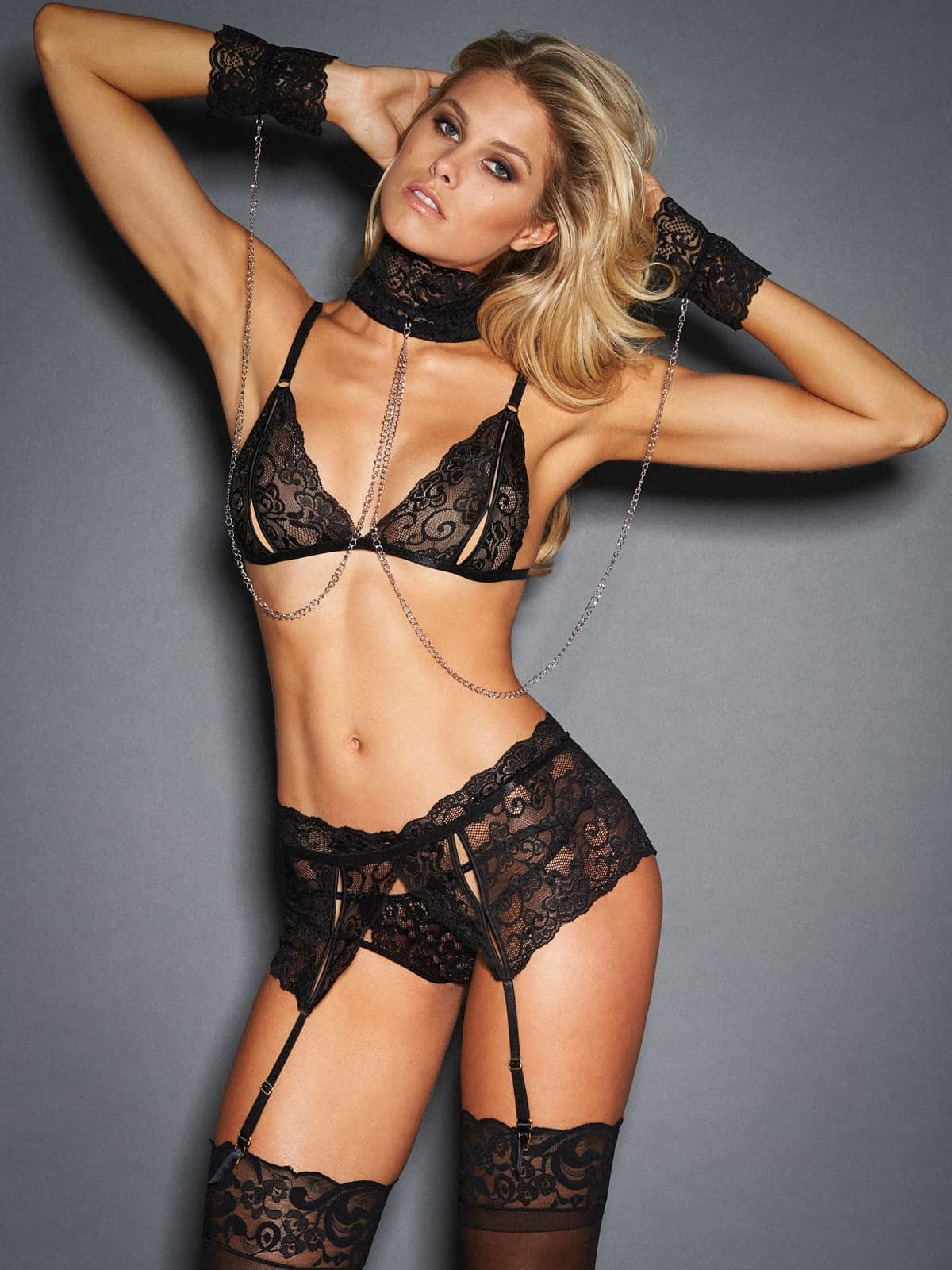 ca381e638ae MIA Seductive Exotic Lingerie Set - 6 piece - LadyDuchess.co.za